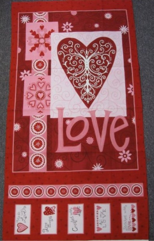 Love is in the Air by Deb Strain for Moda
