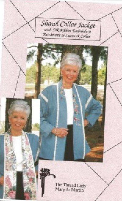 Pattern: Shawl collar Jacket