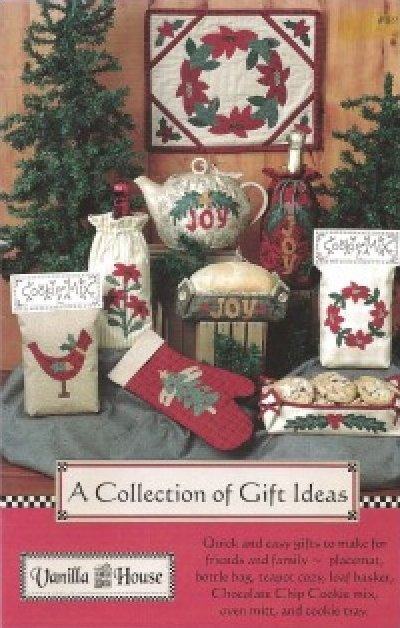 Pattern: Collection of Gifts Ideas from Vanilla House