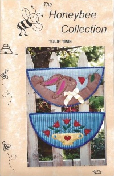 Pattern: Tulip Time from Honeybee Collection