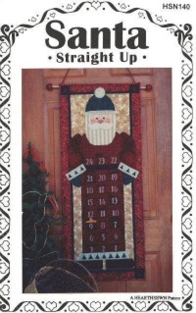 Pattern: Santa Straight Up