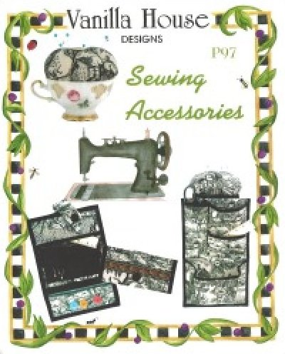 Pattern: Sewing Accessories from Vanilla House Designs