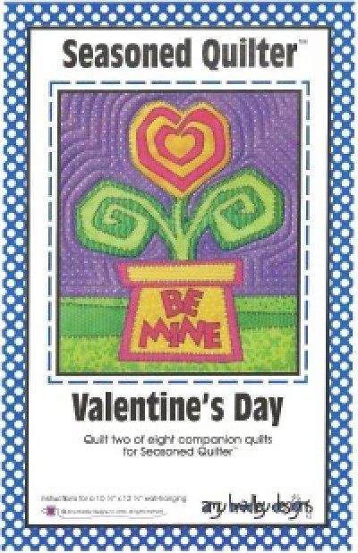 Valentine's Day from Seasoned Quilter of Amy Bradley Designs