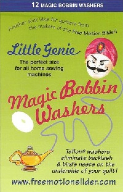Magie Bobbin Washers by Little Genie