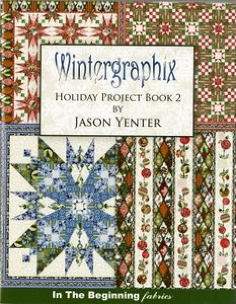 Wintergraphix Holiday Project Book 2 - WG3BK