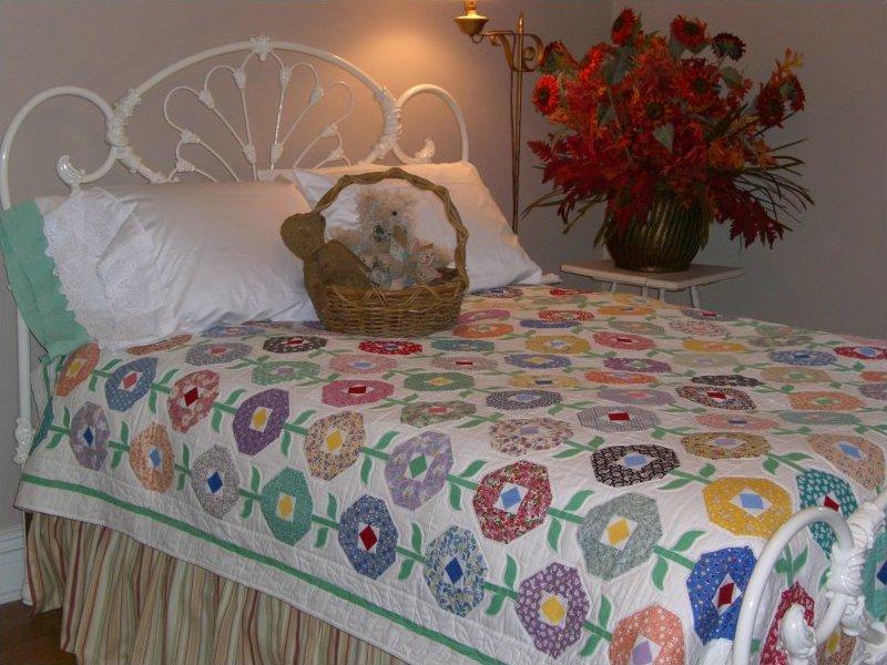 Grandma S Garden Quilt Pattern