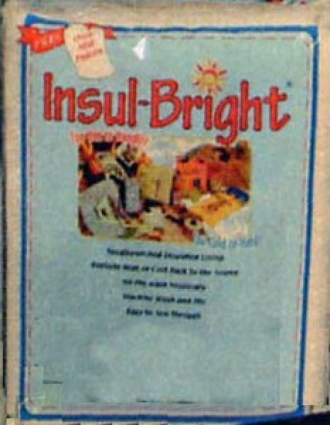 Insul-Bright - Package - 6345FWN - 1 Yard x 45 Inches