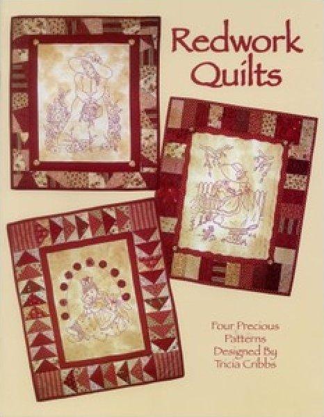 Redwork Quilts - FF110