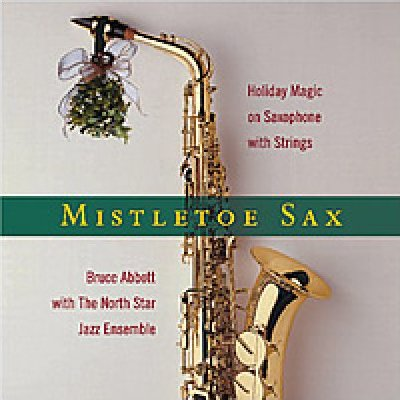 Mistletoe Sax CD