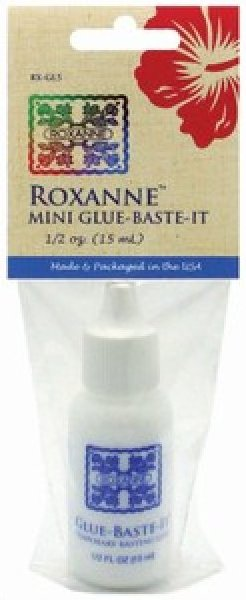 Roxanne - Glue Baste It .5oz Travel Size - RX-GL5