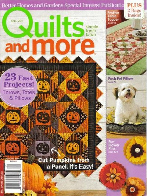 Quilts and More - Fall 2011