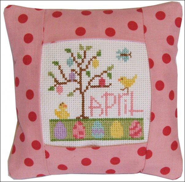 April pillow kit #965