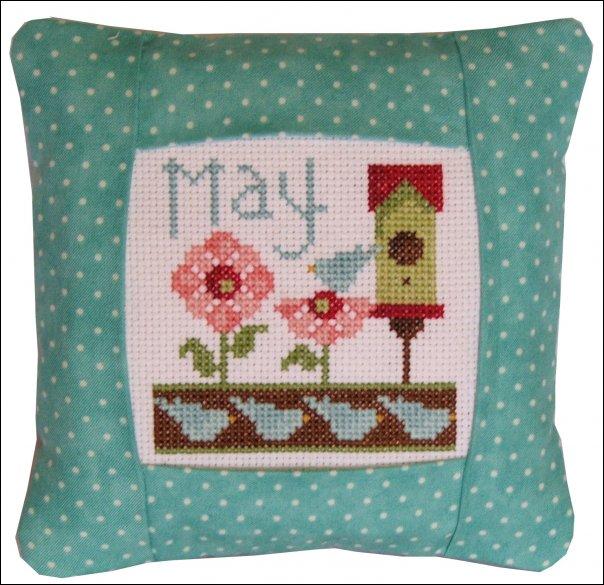 May pillow kit #966