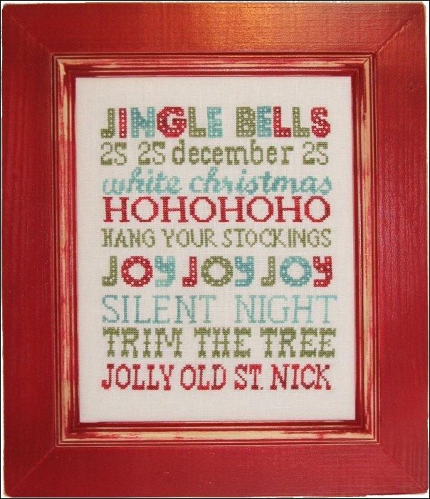 Christmas Typography-X02