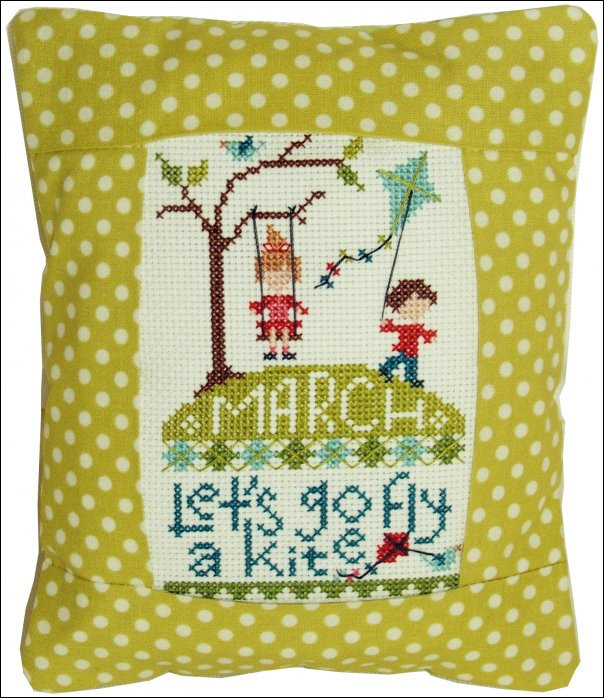 March-Let's Go Fly a Kite 976