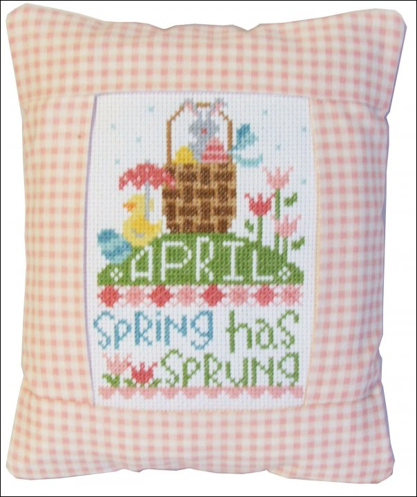 April - Spring has Sprung 977