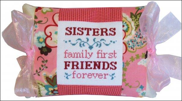 Sisters & Friends Tie One On 385
