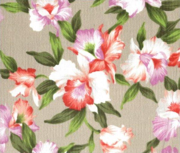 Finewale Corduroy - Floral