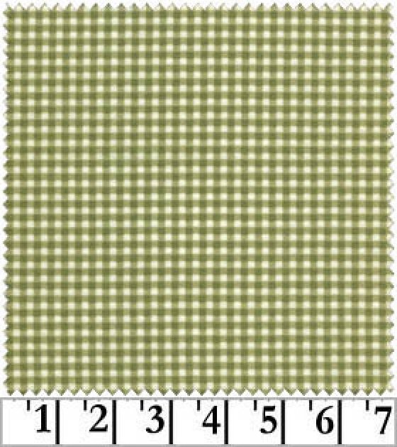 Return to Romance Flannel Green Check