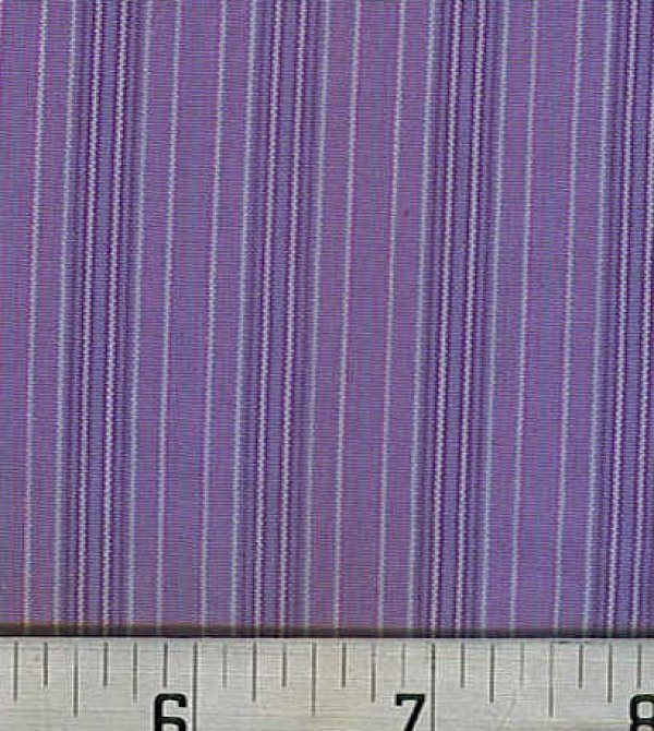 Piece O Cake Plaid - Purple Stripe