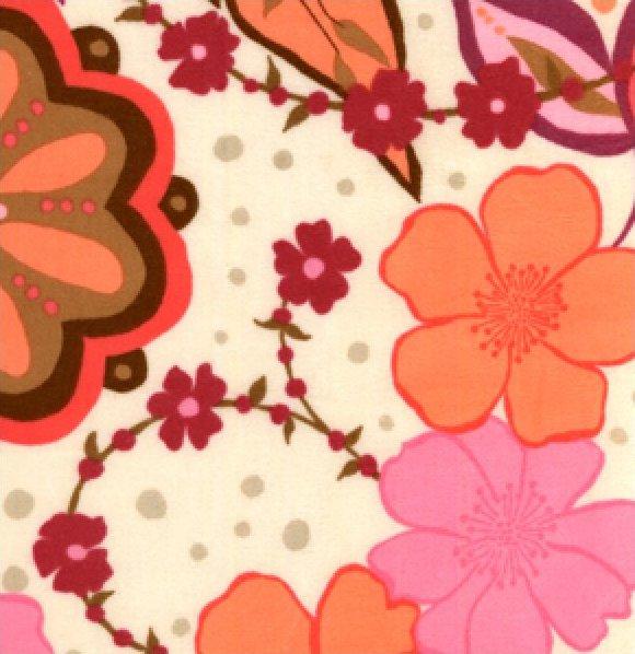 Valorie Wells Urban Flannel Medallion Pink