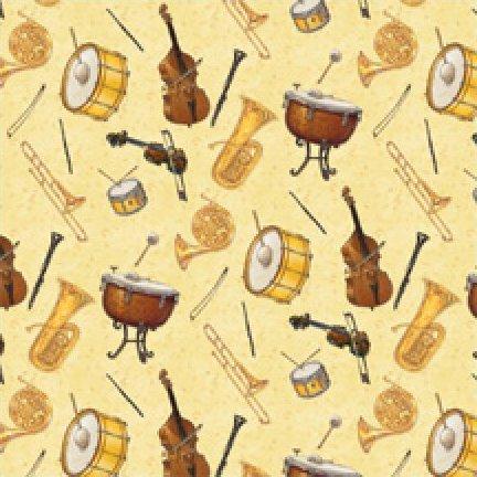 Untamed Melody Instruments Toss Light Gold