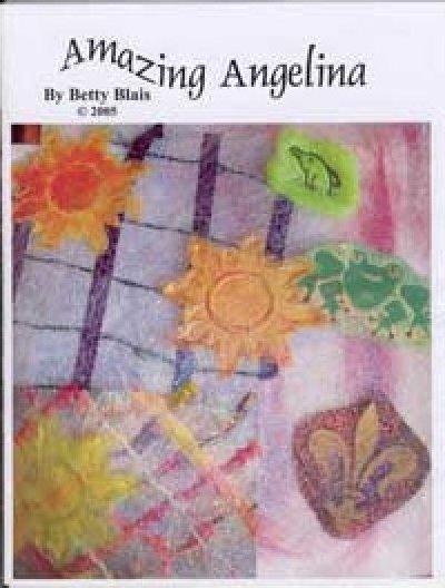 Amazing Angelina Book by Betty Blais