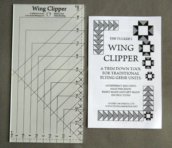 Deb Tucker's Wing Clipper