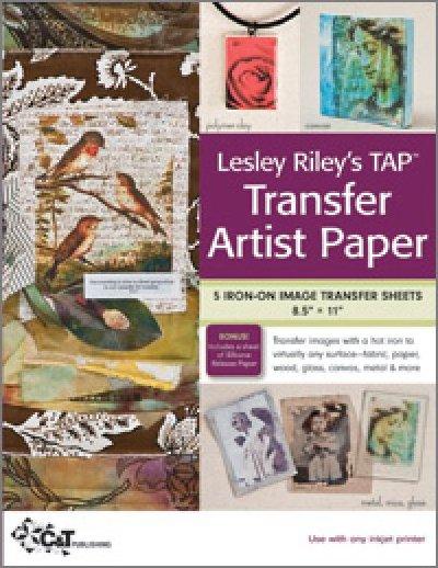 Transfer Artist Paper 5pk