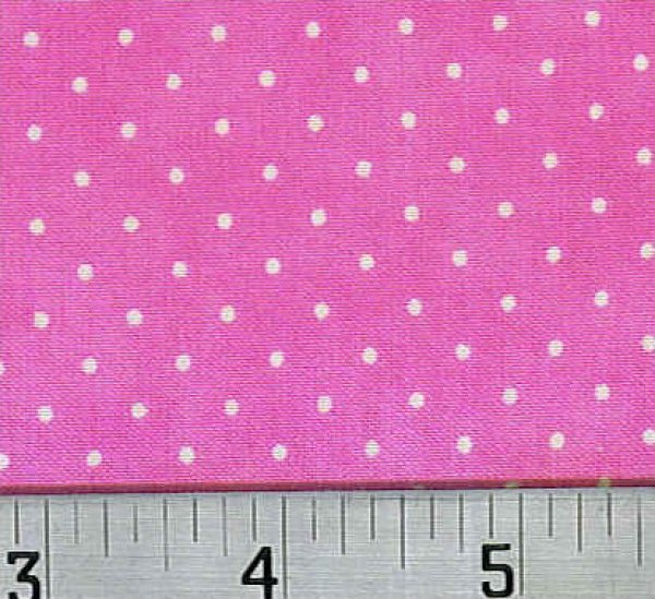 Moda Essenial Dots Bubble Gum