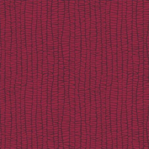 Garden Strings Stripe Red