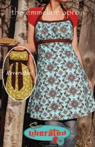 Sew Liberated Emmeline Apron Pattern - Many Style in one GREAT Pattern