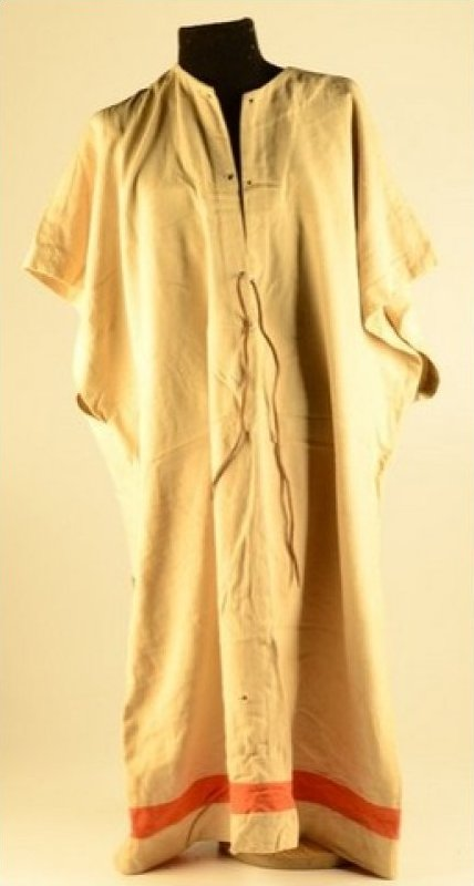 Vintage Costume Hollywood Blockbuster Movie Ben Hur Yul Brynner Roman Tunic Costume used in film Production JF292-19