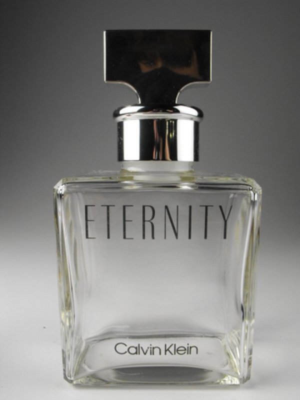 Factice Eternity For Men Calvin Klein Glass Factice Perfume Display Bottle JH131