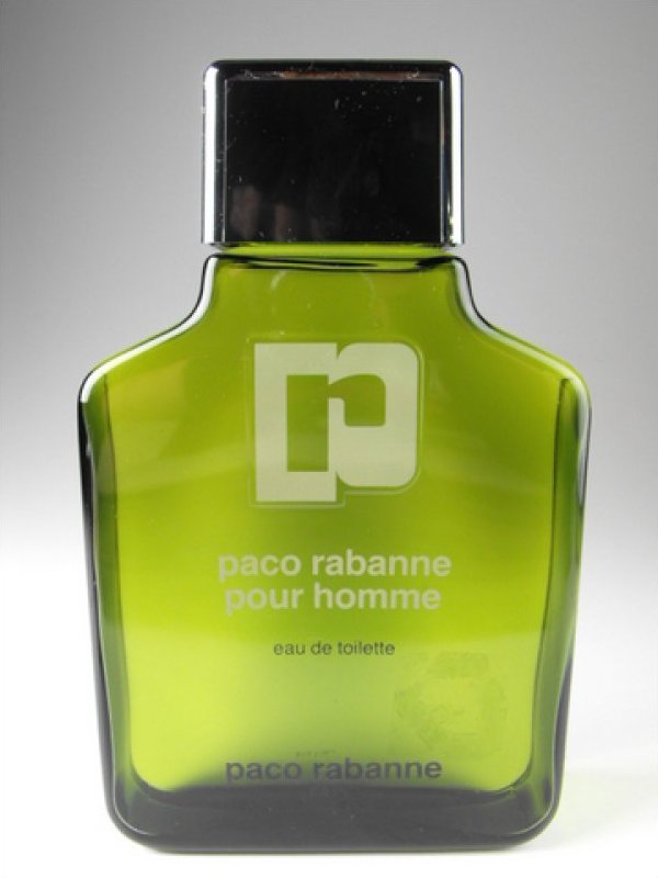Factice Paco Rabanne Pour Homme Large Factice Perfume Display Bottle JH154