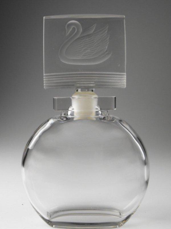 Factice Gloria Vanderbilt Vanderbilt Large Glass Factice Perfume Display Bottle JH155