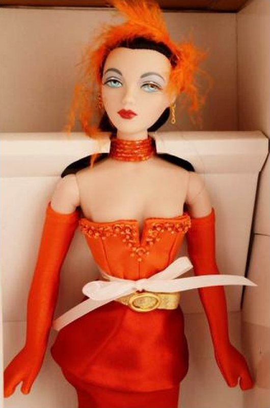 Gene Doll Mel Odom Tim Kennedy She'd Rather Dance Ashton Drake Limited Edition Numbered New in Box with Cert of Authenticity EB481