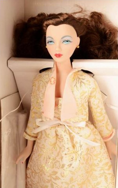 Gene Doll Mel Odom Kate Johnson Cameo Limited Edition Numbered with Certificate of Authenticity EB492