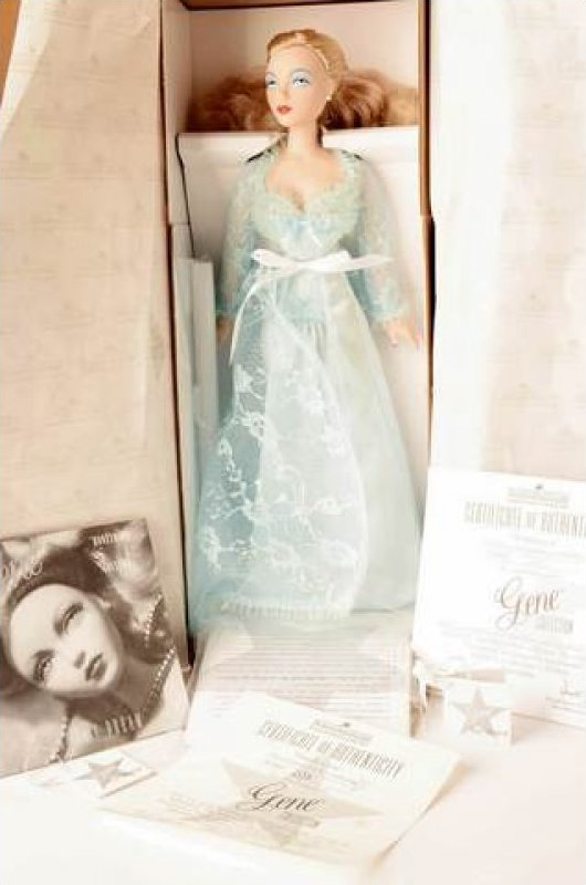 Gene Doll Mel Odom Jose Ferrand Honeymoon Limited Edition Numbered with Certificate of Authenticity EB493