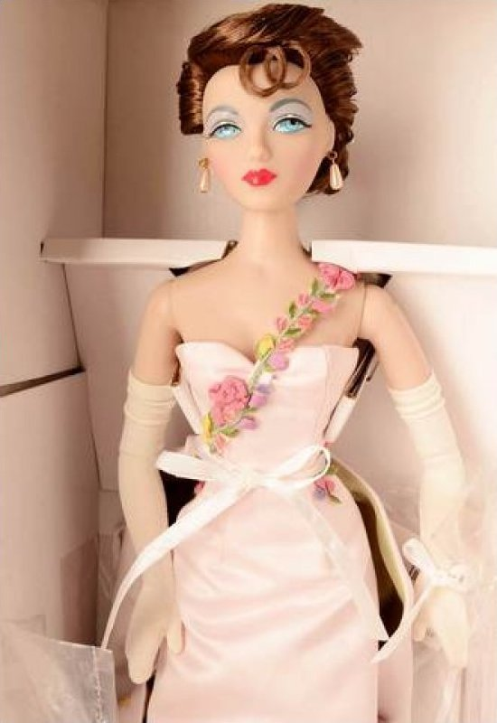 Gene Doll Mel Odom Regina Ganem Love in Bloom Limited Edition  Numbered with Certificate of Authenticity EB494