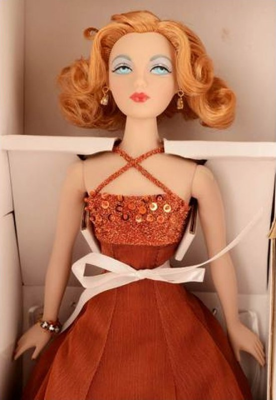 Gene Doll Mel Odom Lynn Day Dance With Me Limited Edition Numbered with Certificate of Authenticity EB495