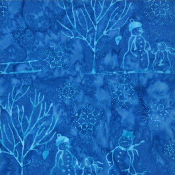 Snow Days Batiks #42070-110