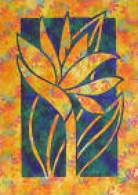 Bird of Paradise by Pacific Rim Quilting Company