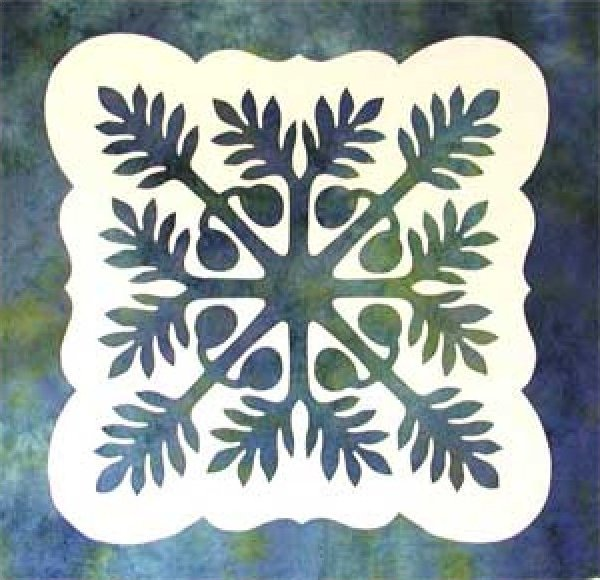 Breadfruit by Pacific Rim Quilting Company