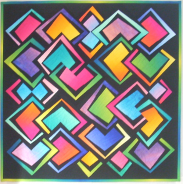 Diamond Magic by Viv Smith/Willow Brook Quilts