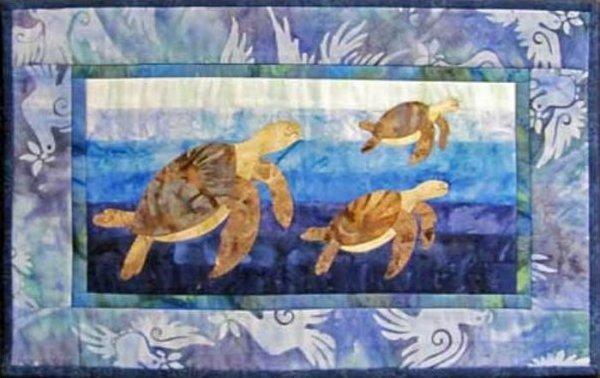 Flipping the Waves by Castilleja Cotton