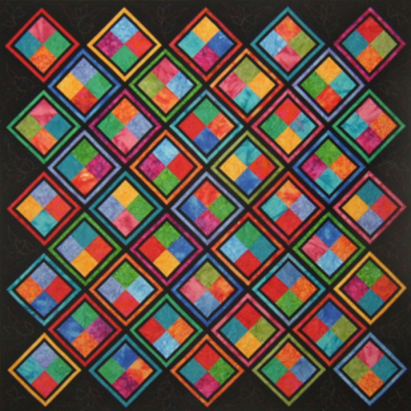 Jewel Magic by Viv Smith/Willow Brook Quilts