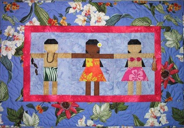Keiki Hula by Lisa Boyer