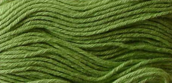 Olympus Sashiko Thread - #6 Yellow Green