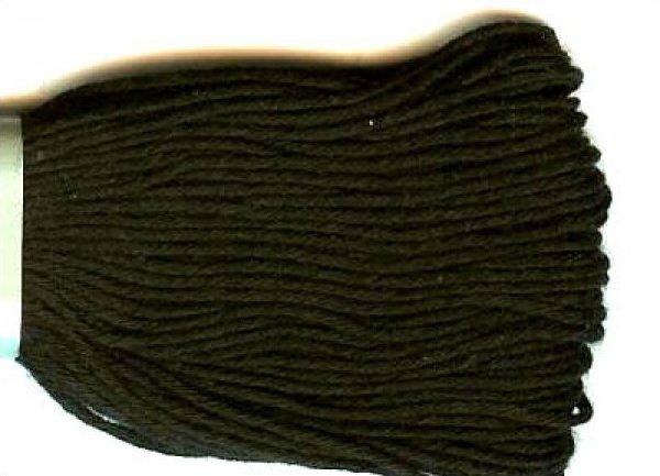 Olympus Sashiko Thread - #20 Black
